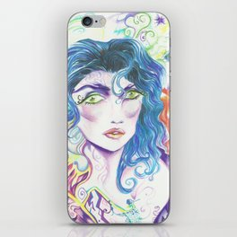 Astral Morning iPhone Skin