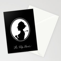 The Whip Hand Stationery Cards