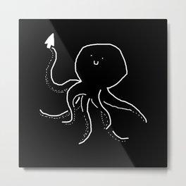 Octofrick Metal Print