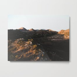Flinders Ranges Sunset Metal Print