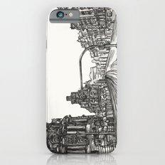 Gran Vía, Madrid iPhone 6s Slim Case