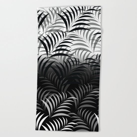 forest 1 Beach Towel