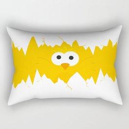 Minimal Chick Rectangular Pillow