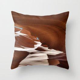 Antelope  Canyon #6 Throw Pillow