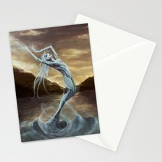 Water Nymph Stationery Cards