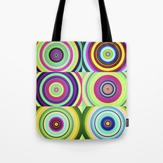 The Lie is a Round Truth, No. 6 Tote Bag