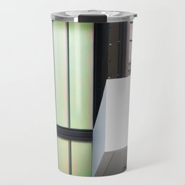 Architectural colage Travel Mug