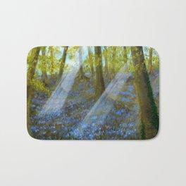 Bluebell Wood Bath Mat