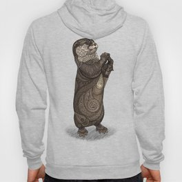 Infatuated Otter Hoody