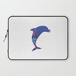 Universe in Dolphin_E02 Laptop Sleeve