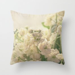 French Market Throw Pillow