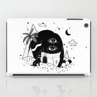 silent iPad Cases featuring Silent Night by Súa Agapé