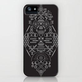 SIMETRIA - I iPhone Case
