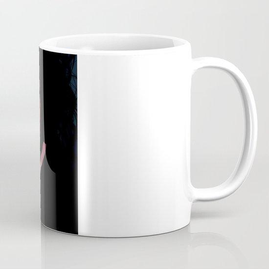 Blue. Coffee Mug