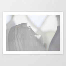 white dream 0.2 Art Print