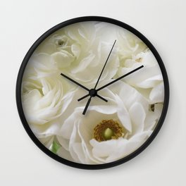 Timeless Moments Wall Clock