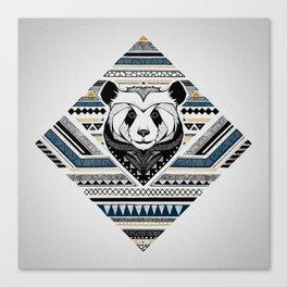 Indian Panda Canvas Print