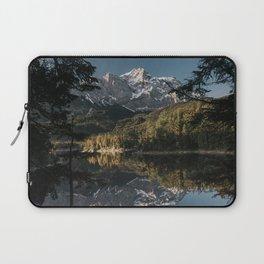 Lake Mood - Landscape and Nature Photography Laptop Sleeve