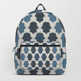 Hamsa Hands Backpack
