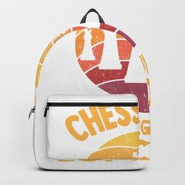 Chess Mom Like A Regular Mom But Cooler  TShirt Chess Shirt Chess Player Gift Idea  Backpack