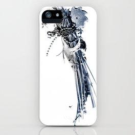 w/s | d iPhone Case