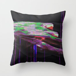 left handed Throw Pillow