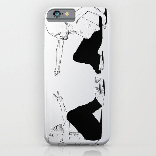rock beats scissors iPhone & iPod Case