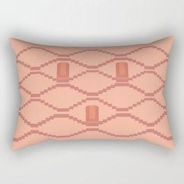 Panna Meena ka Kund, Jaipur, India Travel Poster Rectangular Pillow