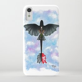 Hiccup and Toothless Flying from How to Train your Dragon 2 iPhone Case