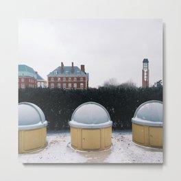 Observatory Metal Print