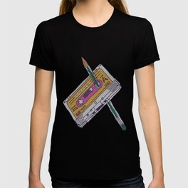 Cassette Tape Struggle T-shirt