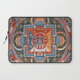 Mandala of Jnanadakini Laptop Sleeve