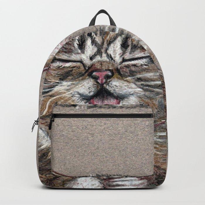 Cat *Lil Bub* Rucksack