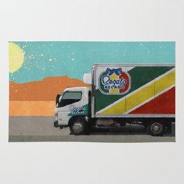 Regalo Helado - The Drug Truck - Better Call Saul Rug