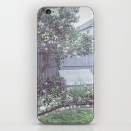 Virgil Avenue Past iPhone Skin