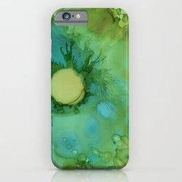 Bright Sea 1 iPhone Case