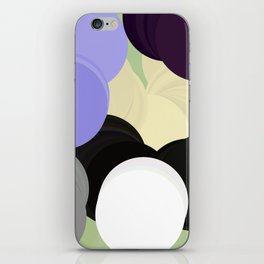 rolling cycles iPhone Skin