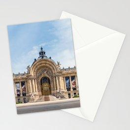 Petit Palais museum in Paris, France Stationery Cards