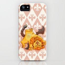 Baby Manticore iPhone Case
