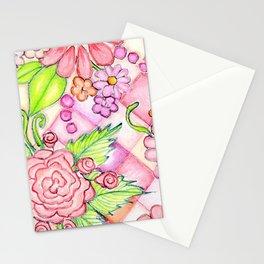 Pink Pomeranian Stationery Cards