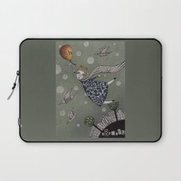 You can fly, Mary! Laptop Sleeve