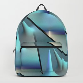 3D - abstraction -82- Backpack