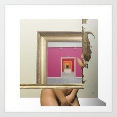 RahmenHandlung 5 Art Print