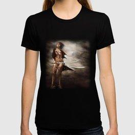 last fight T-shirt