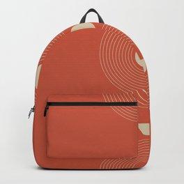 Abstract Modern Art Backpack