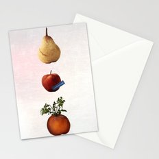 airmail (Birnenbonsai) Stationery Cards