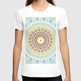 Mandala wintersun T-shirt