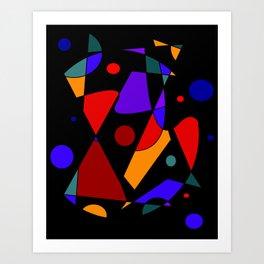 Abstract #86 Art Print