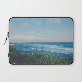 Stay Wild Laptop Sleeve