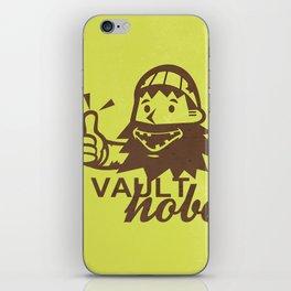 Vault Hobo iPhone Skin